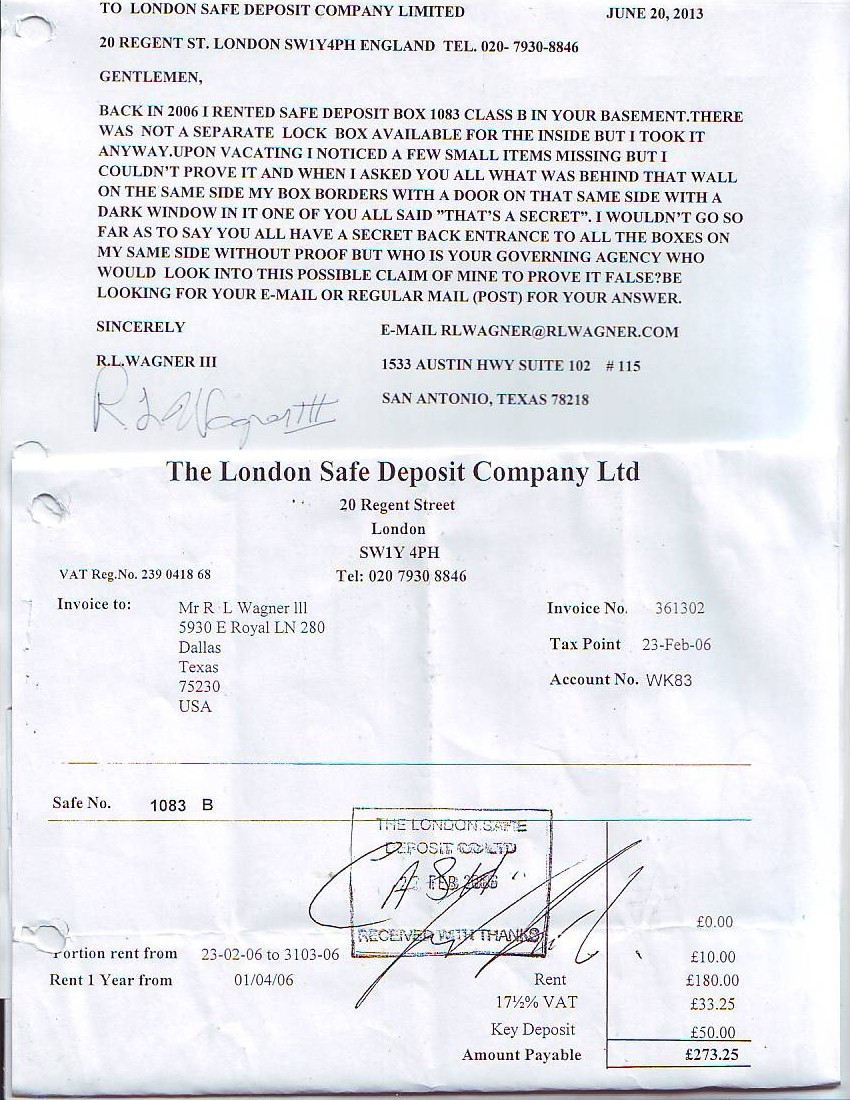 San Francisco Gross Receipts Tax Excel Cheatedworldcom Premium Payment Receipt From Lic Of India Word with Printable Receipts Templates Pdf London Englanddatelondon Safety Deposit Box Vaults Printing Invoice Pdf